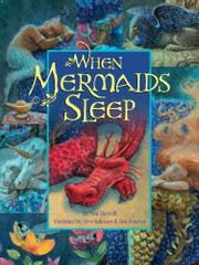 Cover art for WHEN MERMAIDS SLEEP