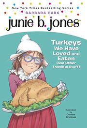 Book Cover for TURKEYS WE HAVE LOVED AND EATEN (AND OTHER THANKFUL STUFF)