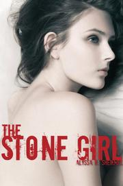 Cover art for THE STONE GIRL