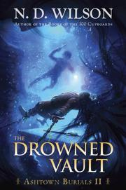 Book Cover for THE DROWNED VAULT