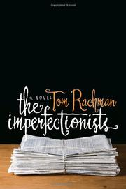 Book Cover for THE IMPERFECTIONISTS