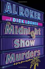 Book Cover for THE MIDNIGHT SHOW MURDERS