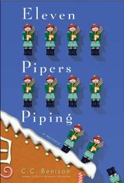Book Cover for ELEVEN PIPERS PIPING