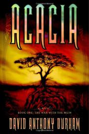 Cover art for ACACIA
