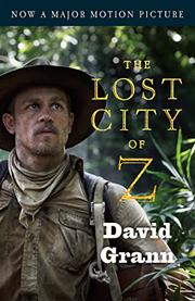 Cover art for THE LOST CITY OF Z