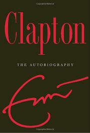 Book Cover for CLAPTON