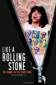 Cover art for LIKE A ROLLING STONE