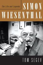Cover art for SIMON WIESENTHAL