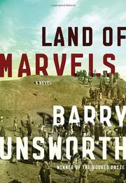 Book Cover for LAND OF MARVELS