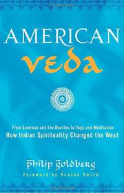 Book Cover for AMERICAN VEDA