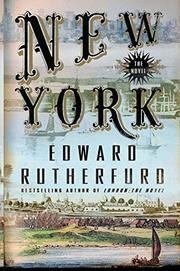 Cover art for NEW YORK