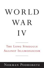 Cover art for WORLD WAR IV
