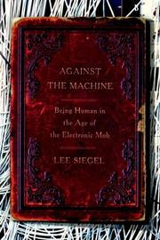 Cover art for AGAINST THE MACHINE
