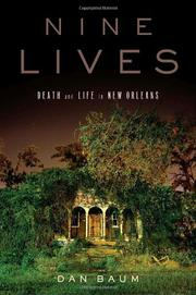 Book Cover for NINE LIVES