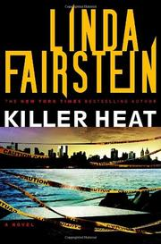 Book Cover for KILLER HEAT
