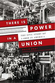 Book Cover for THERE IS POWER IN A UNION