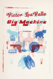Cover art for BIG MACHINE