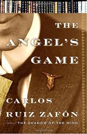 Cover art for THE ANGEL'S GAME