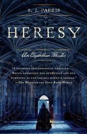 Cover art for HERESY