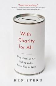 Cover art for WITH CHARITY FOR ALL