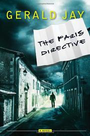 Cover art for THE PARIS DIRECTIVE