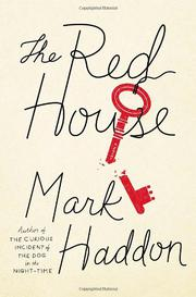 Cover art for THE RED HOUSE