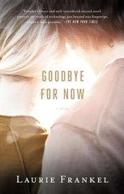 Cover art for GOODBYE FOR NOW