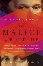 Book Cover for THE MALICE OF FORTUNE