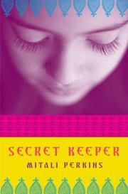 Cover art for SECRET KEEPER