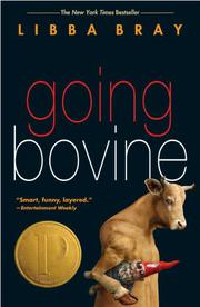 Cover art for GOING BOVINE
