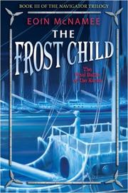 Cover art for THE FROST CHILD