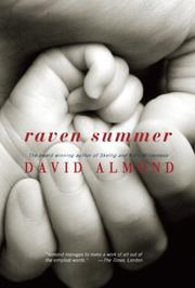 Cover art for RAVEN SUMMER