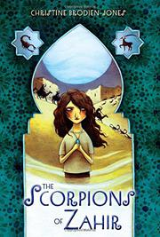 Cover art for THE SCORPIONS OF ZAHIR
