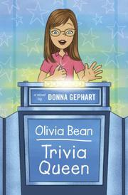 Cover art for OLIVIA BEAN, TRIVIA QUEEN