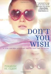 Cover art for DON'T YOU WISH