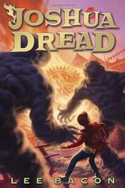 Cover art for JOSHUA DREAD