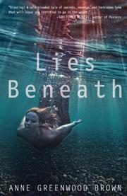 Cover art for LIES BENEATH