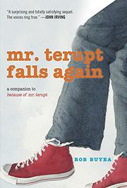 Cover art for MR. TERUPT FALLS AGAIN
