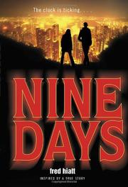 Cover art for NINE DAYS
