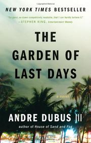 Book Cover for THE GARDEN OF LAST DAYS