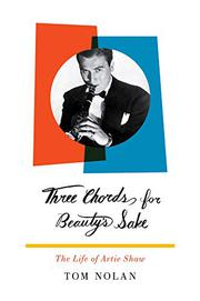 Book Cover for THREE CHORDS FOR BEAUTY'S SAKE