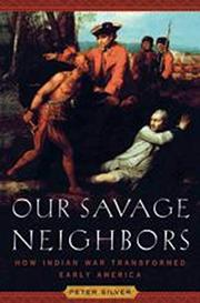 Cover art for OUR SAVAGE NEIGHBORS