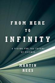 Cover art for FROM HERE TO INFINITY