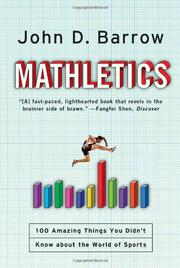 Book Cover for MATHLETICS