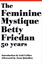 Book Cover for THE FEMININE MYSTIQUE (50TH ANNIVERSARY EDITION)