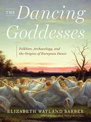 Cover art for THE DANCING GODDESSES