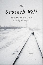 Cover art for THE SEVENTH WELL