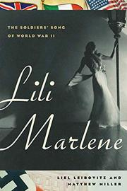 Cover art for LILI MARLENE