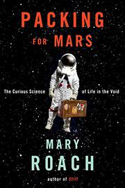 Book Cover for PACKING FOR MARS
