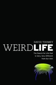 Book Cover for WEIRD LIFE